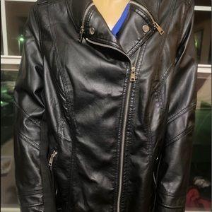 Love & Legend Black Coat